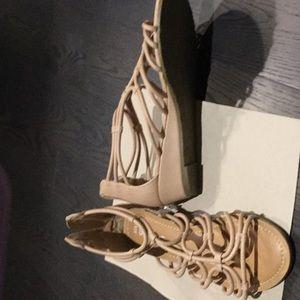 Espirit sandals.  Size 9.5.  NWOT.